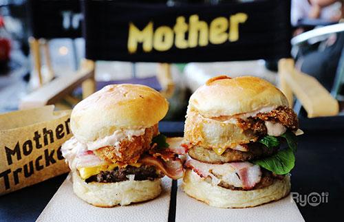 Food Truck Mother Trucker BKK