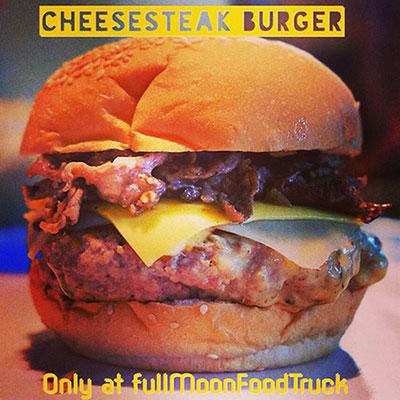 Cheese Break BKK Full Moon Food Truck
