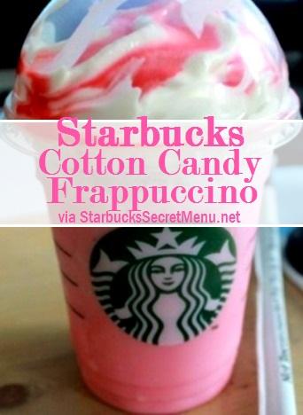 เผย 10 เมนูลับของ Starbucks ตระกูล Frappuccino สั่งง๊าย