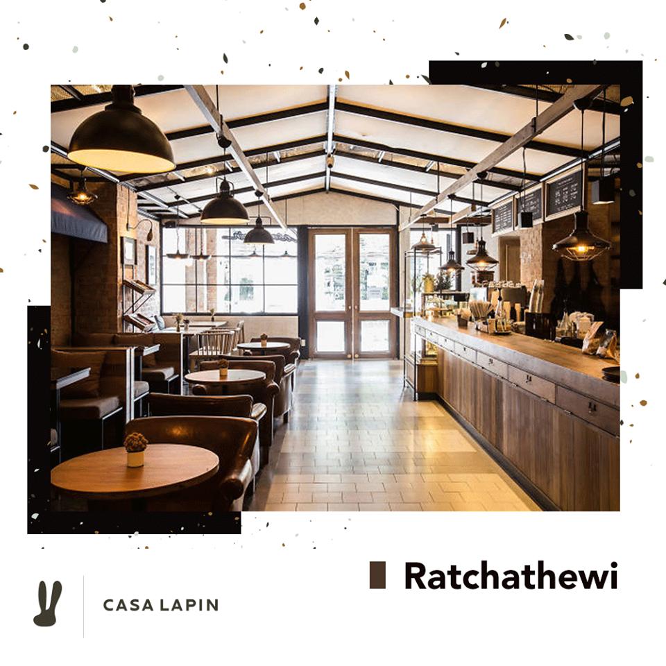 Casa Lapin x Ratchathewi[Casa Lapin x Ratchathewi]   Ryoii