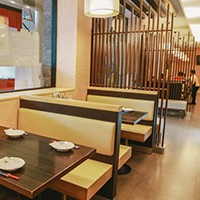 Tohkai Japanese Restaurant บุฟเฟ่ต์อาหาร