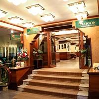 บุฟเฟ่ต์อาหารเวียดนาม ห้องอาหาร Saigon.